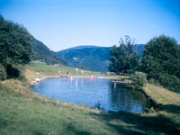 Wellness Ferien Natur-Badeteich K�rnten