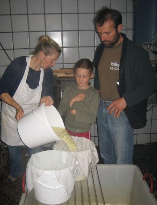Bauernhofurlaub Landurlaub Bio-Ferienhof saubere Umwelt