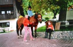 Ökohof, Pony, Badeteich, Freizeitangebote
